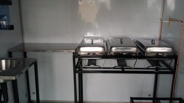 Mobile Kitchens Siyazenzela Trailers